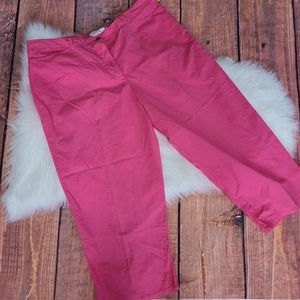 Fresh Produce capri pants Pink sz XXL